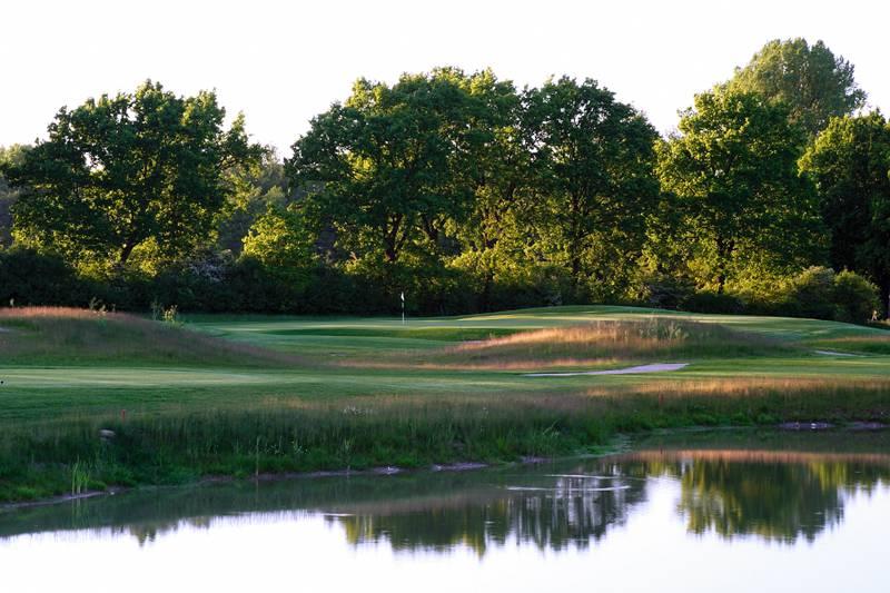 9-Loch-Platz Golf Gut Glinde