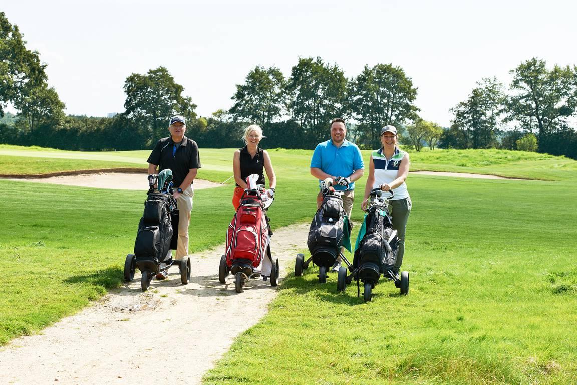 Golfclub Mitgliedschaft 9-Loch-Platz